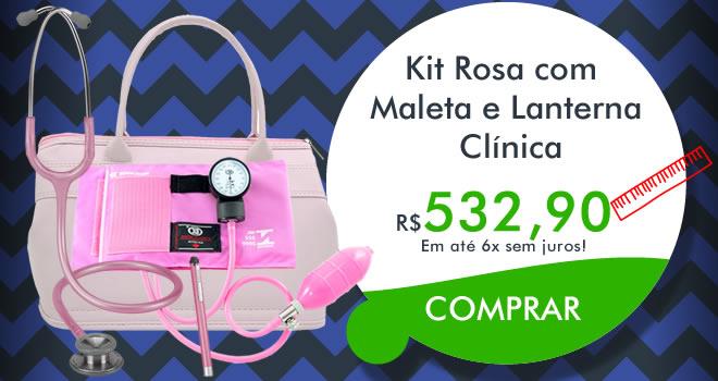 Banner - Volta - Kit Rosa