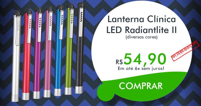 Banner - volta - lanterna