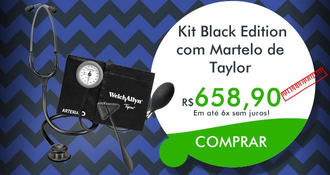 Banner - Volta - Kit Black Edition