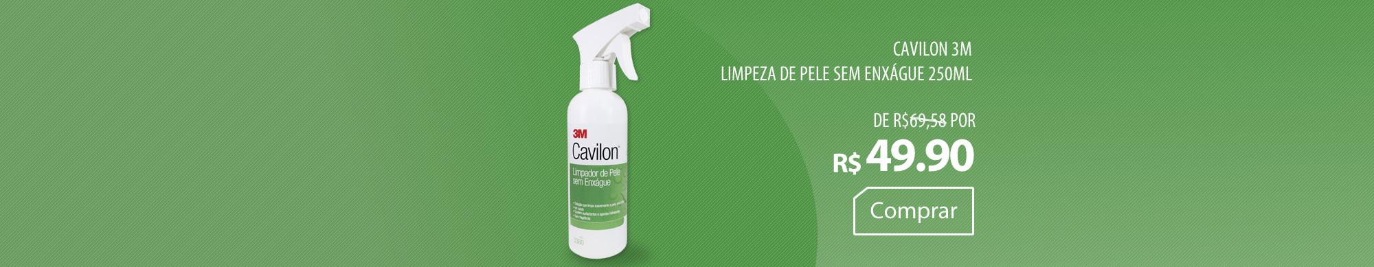 Banner Principal Cavilon - Limpeza