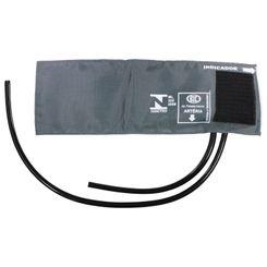 Bracadeira-BIC-com-Manguito-Infantil-Nylon-Velcro-Cinza