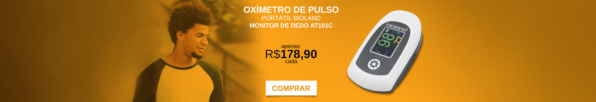 Oximetro Bioland