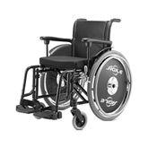 Cadeira-de-Rodas-Jaguaribe-Agile-Preta