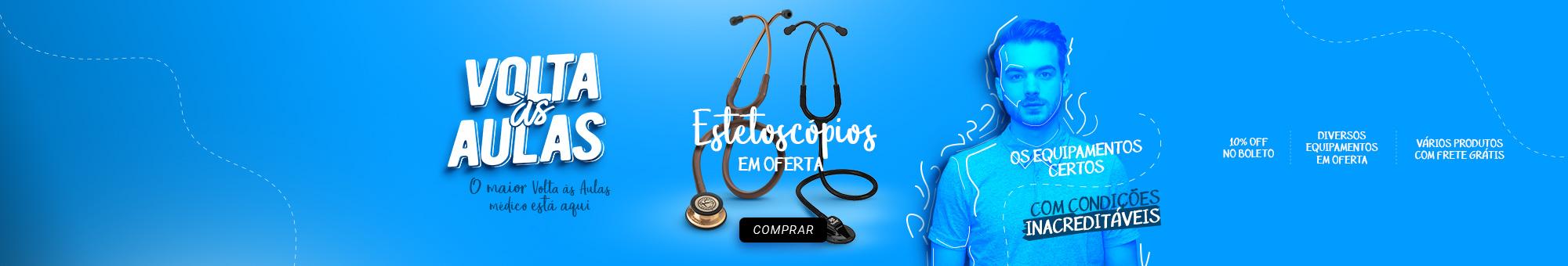 Dpto - Estetoscópio