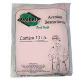 Avental-Cirurgico-Protdesc-Prot-Vest-Rosa-Descartavel-Sem-Manga-PP40-com-10-un