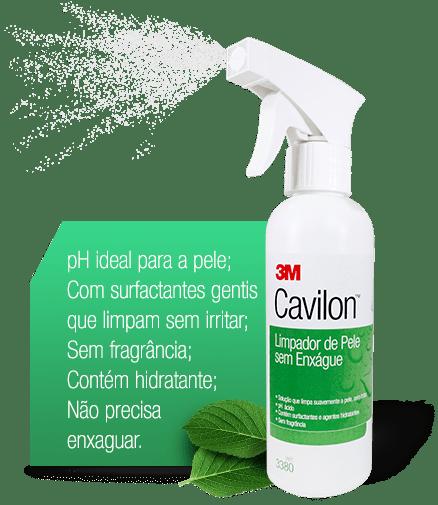 Cavilon 3M Protetor Cutâneo