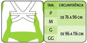 Resultado de imagem para espaldeira elastica corretor postural mercur