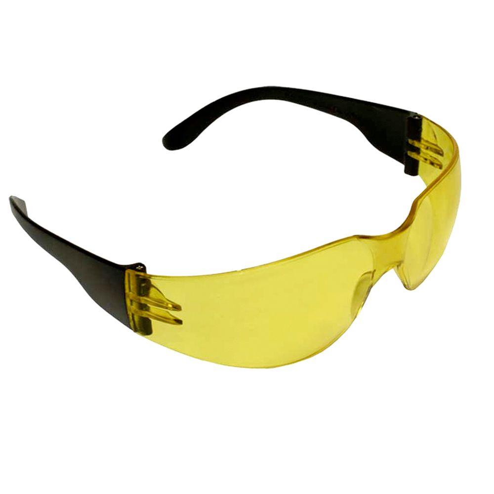 7549a4c78e6e5 Óculos de Segurança Danny Águia Amarelo Âmbar - FibraCirurgica