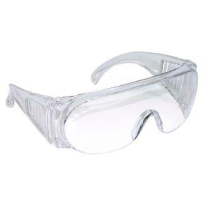 2ef27bfb8a0cf Óculos de Segurança Danny com Antiembaçante Netuno Transparente