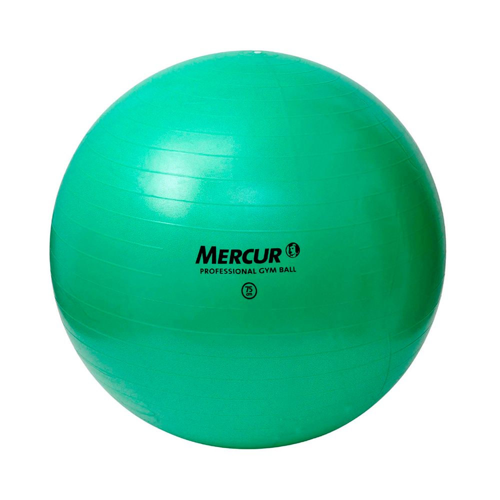 1876736bf1 Bola Gym Ball 75cm p  Ginástica pilates Yoga Mercur - Fibra ...
