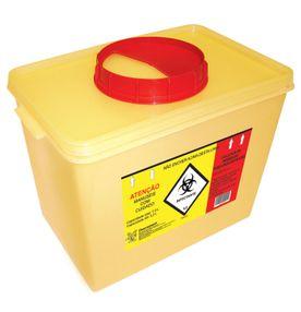 Coletor-de-Residuos-Perfurocortantes-Rigido-07-Litros-Amarelo-Descarpack