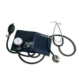 Aparelho-de-Pressao-Adulto-Nylon-Velcro-com-Estetoscopio-Premium