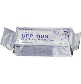 Papel-para-Impressora-de-Video-UPP-110S-Sony