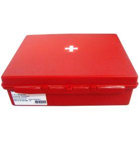 Maleta-para-Primeiros-Socorros-Vermelha-Grande-Impermeavel-Emifran