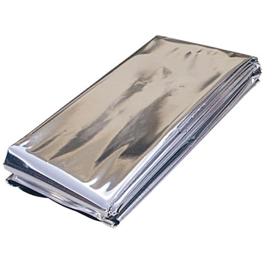 Manta Térmica Aluminizada Resgate SP 2,10x1,40m - FibraCirurgica