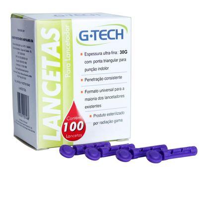 Lanceta-para-lancetador-30G-Caixa-100-un