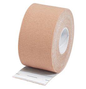 Bandagem-Elastica-Tape-K-Bege