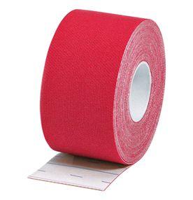 Bandagem-Elastica-Tape-K-Vermelha