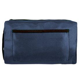 Estojo-Nylon-Luxo-com-Ziper-Azul