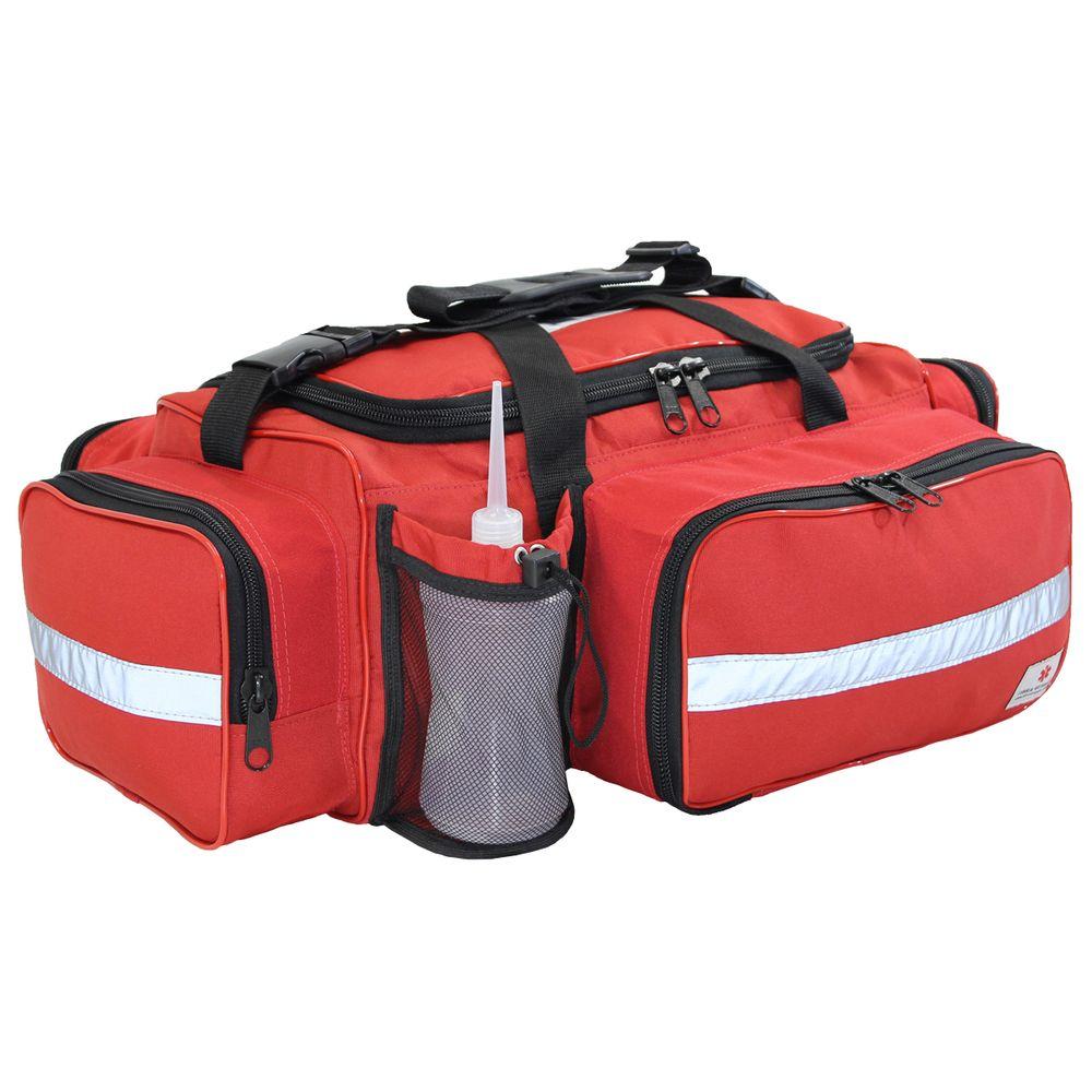 791263a22 Bolsa com Porta Garrafa APH-707 Vermelho FIBRA RESGATE - FibraCirurgica