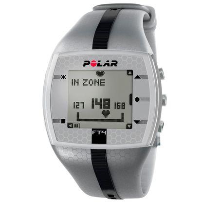 Monitor-de-Frequencia-Cardiaca-Polar-FT4M-Cinza-e-Preto
