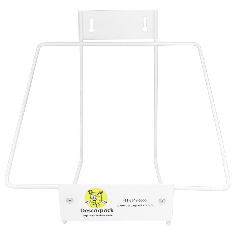 Suporte em Metal Descarpack para Coletor de Papelão 13L - FibraCirurgica e6465e25eb