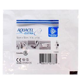Curativo-de-Hidrofibra-Aquacel-AG-EXTRA-Convatec-Esteril-10cm-x-10cm