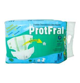 Fralda-Descartavel-Protfral-M-com-30-un