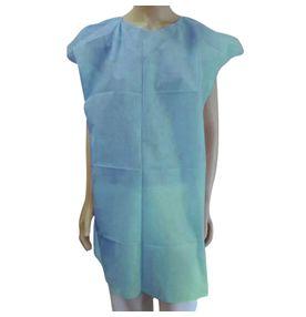 Avental-Cirurgico-Protdesc-Prot-Vest-Azul-Descartavel-Sem-Manga-PP30
