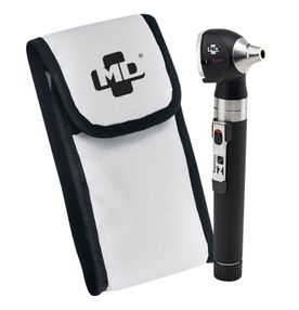 Otoscopio-MD-Pocket-OMNI-3000-com-Estojo-Macio-novo