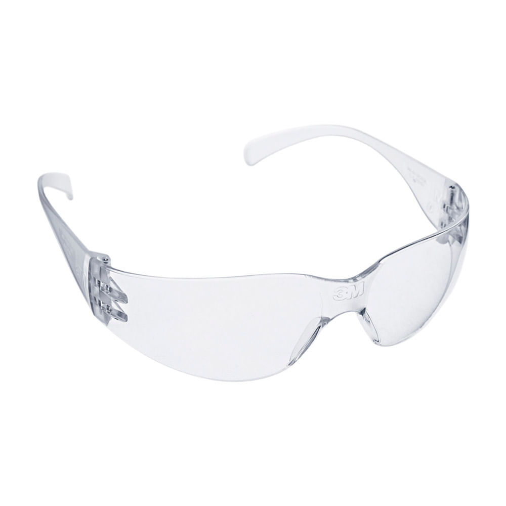 0c65effa88e9c Óculos de Segurança 3M Virtua Transparente - FibraCirurgica
