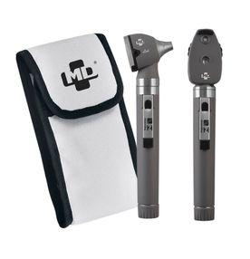Kit-Otoscopio-e-Oftalmoscopio-MD-Omni-3000-LED-Cinza-com-Estojo-Macio
