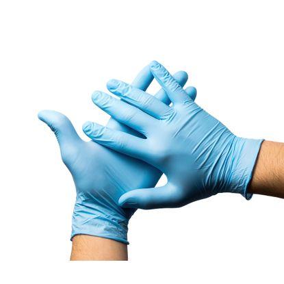 Luva Procedimento Nitrílica Descarpack não Estéril Sem Pó 100un -  FibraCirurgica 1e253a3c0d