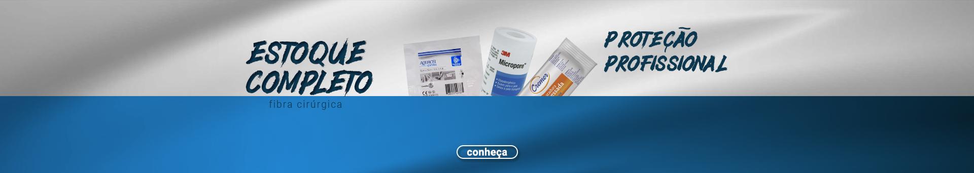 Proteção Profissional - Fibra Cirúrgica - Produtos Médicos 888a38182c