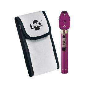 Oftalmoscopio-MD-Pocket-OMNI-3000-LED-Roxo-com-Estojo-Macio