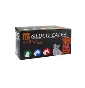 Tiras-para-Monitor-de-Glicemia-Animal-Gluco-Calea-com-50un.-