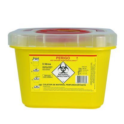 Coletor-de-Residuos-Perfurocortantes--Labor-Import-Rigido-03-Litros-Amarelo