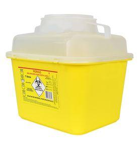 Coletor-de-Residuos-Perfurocortantes--Labor-Import-Rigido-07-Litros-Amarelo