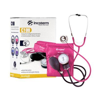 Conjunto-Academico-Incoterm-C100-com-Esteto-Duplo---Aparelho-de-Pressao-Pink-016020