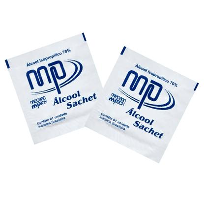 Lenco-Umedecido-com-Alcool-70--Mecano-Pack-Sache-com-25un.