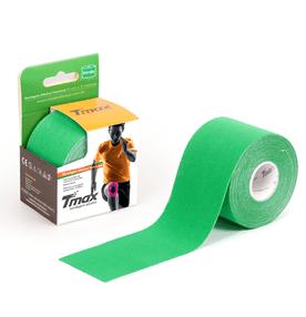 Bandagem-Elastica-Tmax-Kinesio-5cm-x-5m-Verde