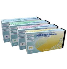 Luva-Procedimento-Nitrilica-Nugard-Nao-Esteril-sem-Po-Preta-100un-2