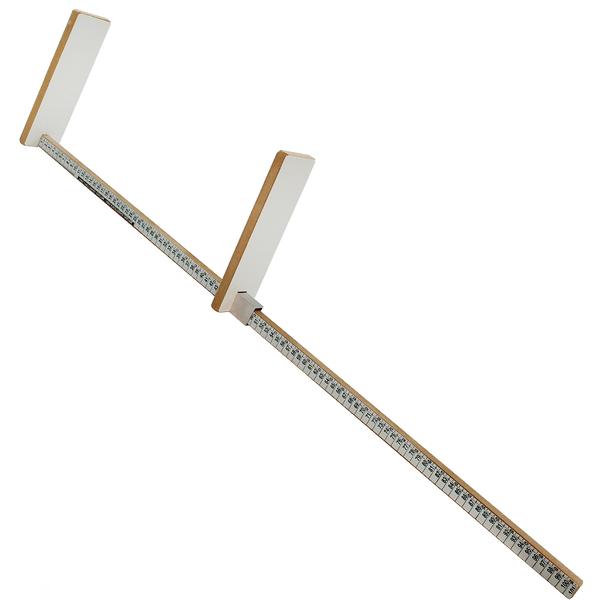 Régua Antropométrica Taylor Pediátrica de Madeira 1m
