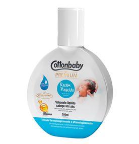 Sabonete-Liquido-Cottonbaby-Premium-Recem-Nascido-200ml
