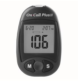 Monitor-de-Glicemia-On-Call-Plus-II