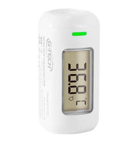 Termometro-Clinico-Digital-G-Tech-de-Testa-Compacto-Infravermelho