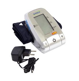 Kit-Aparelho-de-Pressao-Digital-de-Braco-G-Tech-Automatico-MA100---Adaptador-Bivolt