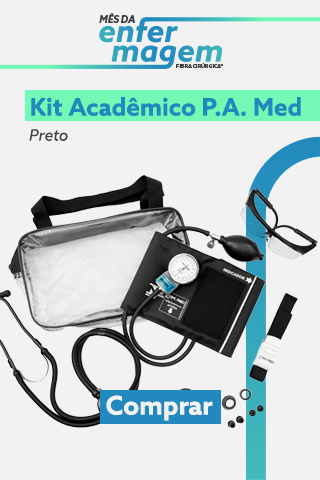 Semana da Enfermagem - Kit PA Med