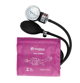 Aparelho-de-Pressao-Adulto-Nylon-Velcro-Rosa-Incoterm-